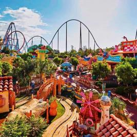 Port Aventura Theme Park Costa Dorada