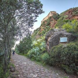Ruta Ermita Mont-Roig del Camp Costa Daurada
