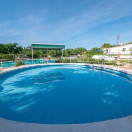 Children's swimming pool Camping Playa y Fiesta Costa Dorada